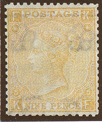 The 'abnormal' 9d plate 5